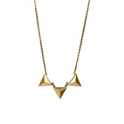Blair Necklace - Gold