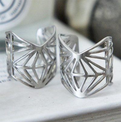 Ember Ring - Silver