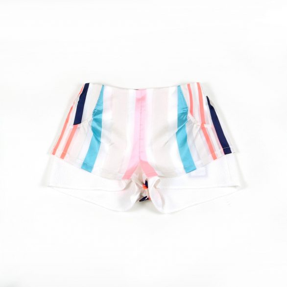 Cassidy Color Stripe Shorts