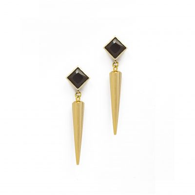 Dylan Earrings - Gold