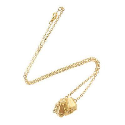 Jhana Necklace - Gold