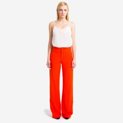Double Wanderer High-waisted Pants