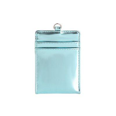 Mirror Cardholder - Sky Blue