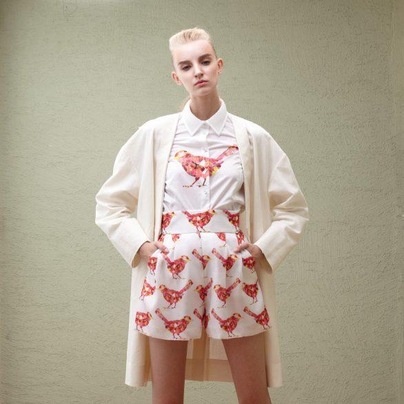 Birdies Cotton Shirt