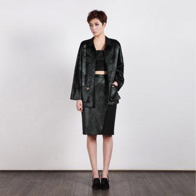 Coren Midi Skirt