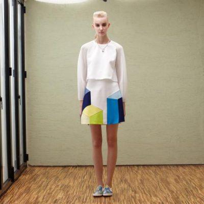 Building Blocks Skirt