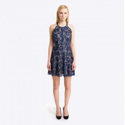 Drifter Lace Mini Dress