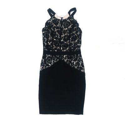 Drifter Lace Pencil Dress