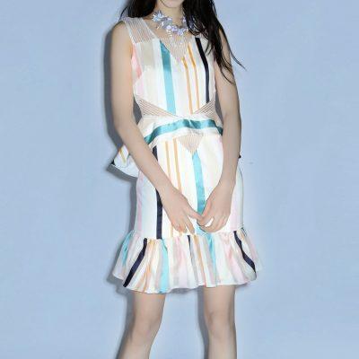 Calypso Organza Dress