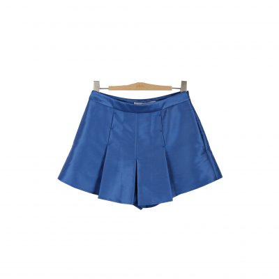 Skyro Silk Poly Shorts