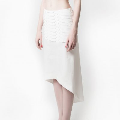 Rannex Pleated Skirt