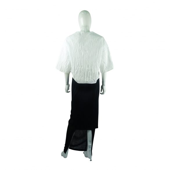 Layered Maxi Skirt