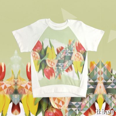Mom & Me - Kids' Tulips Tee