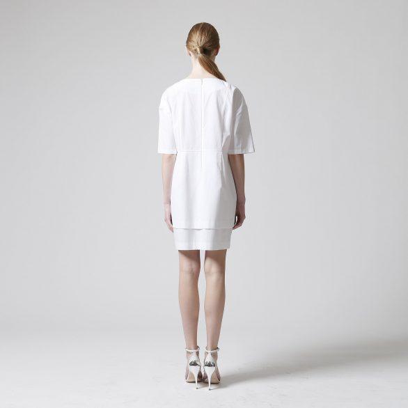 Cotton Tie Dress