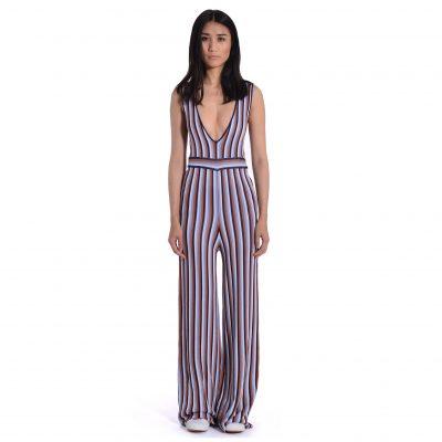 Ryker Knit Striped Jumpsuit