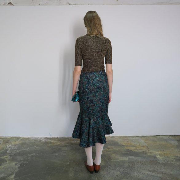 Mermaid Frill Skirt