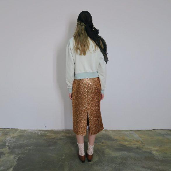 Spangle Skirt