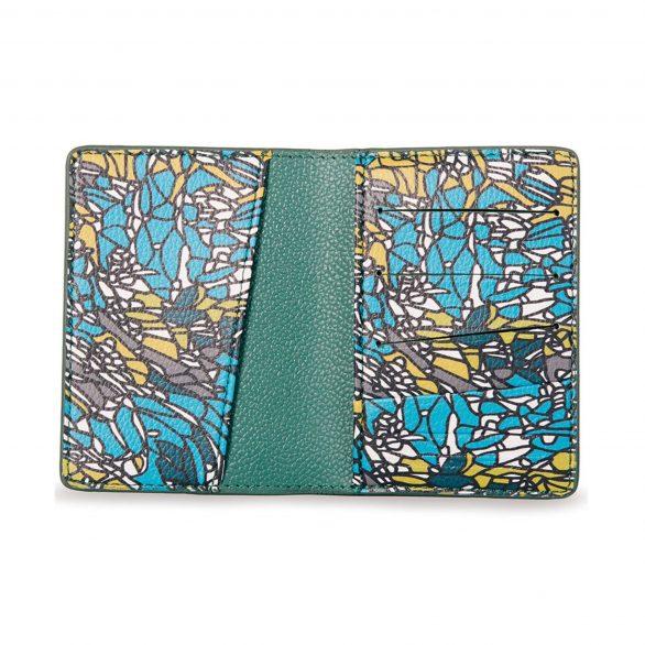 Folded Cardholder - Atienza Blue