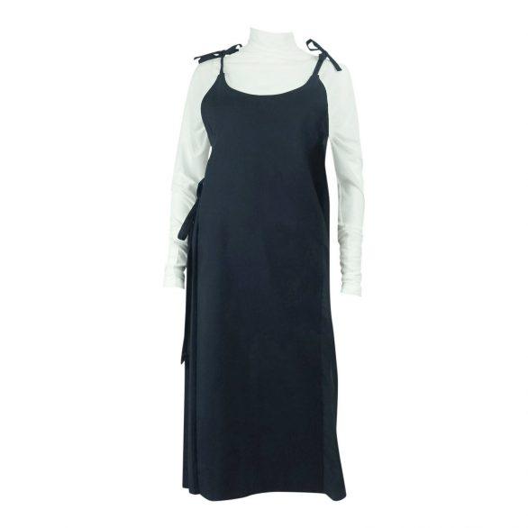 Line Midi Dress