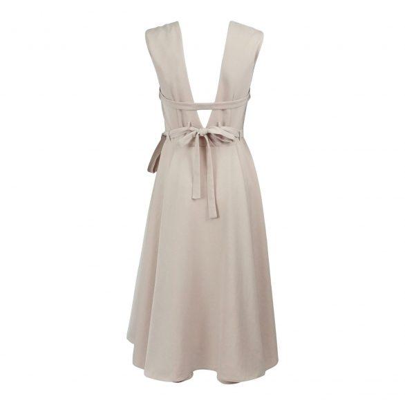 Embroidery Sleeveless Dress