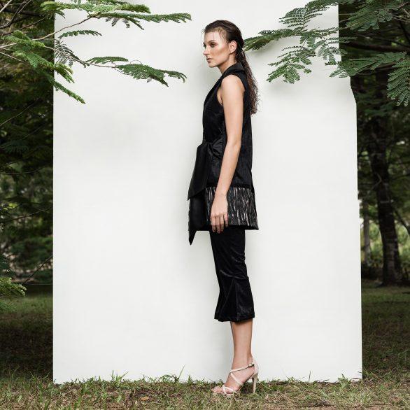 Bova Velvet Pants - Black