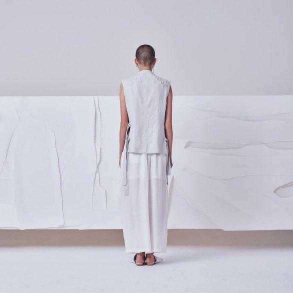 Textured Vest