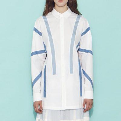 Kaena Oversized Button-Down Shirt