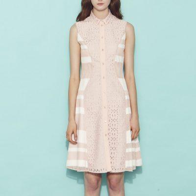 Dana Dress - Pink