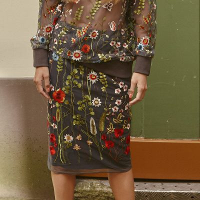 Flatlay Laurel Skirt