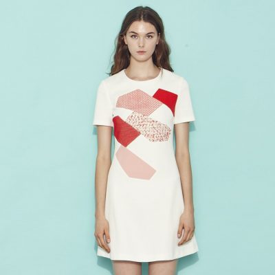 Signature Short Sleeve Day Dress
