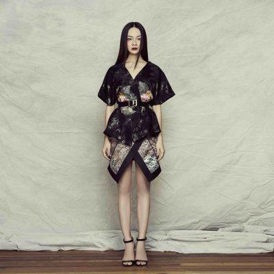 Jiao Kimono