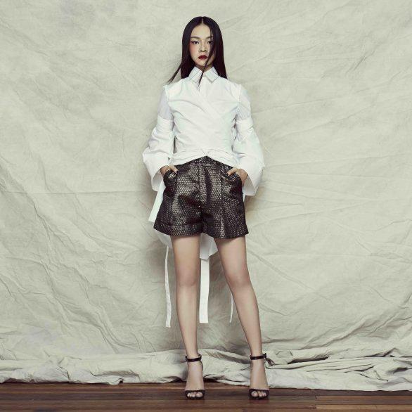 Huan Cotton Shirt Dress