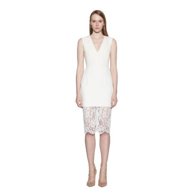 Nicola Lace Shift Dress