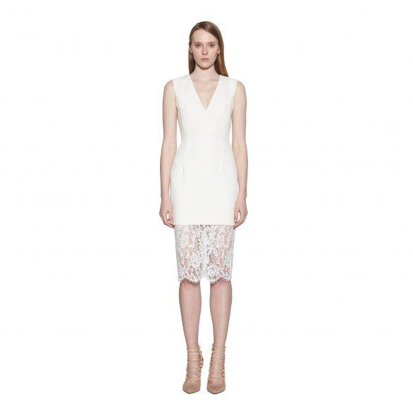 Nicola Lace Shift Dress