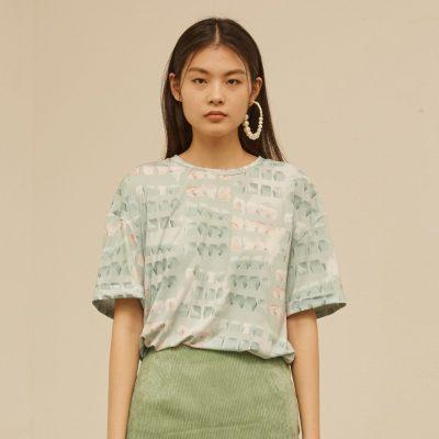 Mint Cube T-Shirt