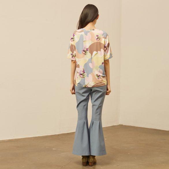 Camou Flower Tshirt
