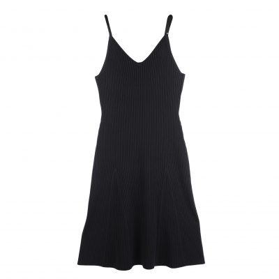Norah Tank Dress - Black