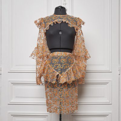 Daffodil Peeking Dress