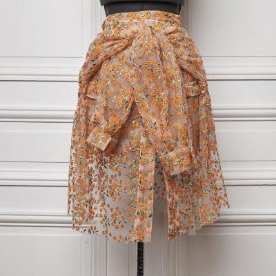 Daffodil Bomber Skirt
