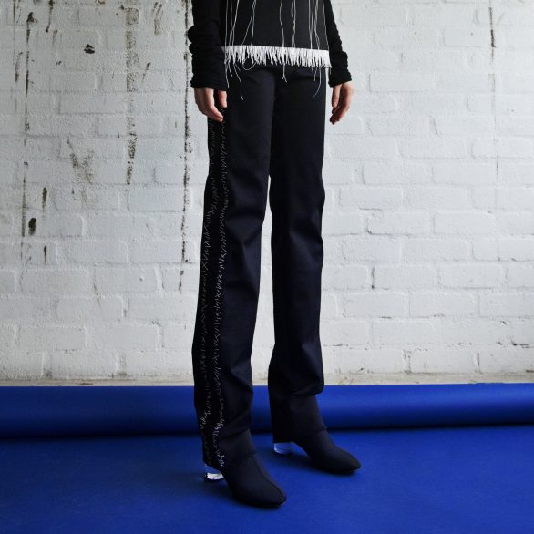 Aru Relaxed Tux Pants