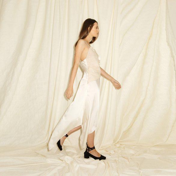 Marina Assymetric Dress