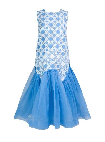 Arch Long Sleevelesss Dress